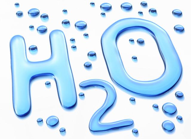 A composição da água se da por hidrogênio é oxigênio.