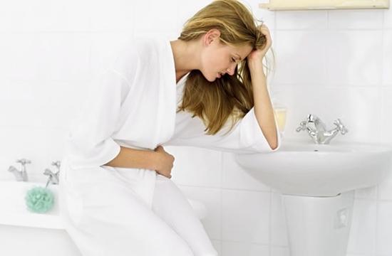 O enjoo é um dos principais sintomas da gravidez.