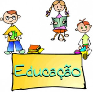 A educação é um direito de todos os cidadães.