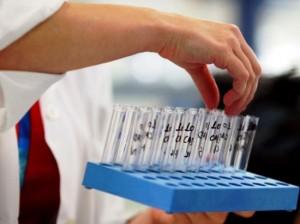 Como é realizado o exame antidoping