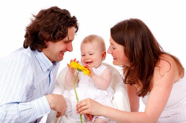 Uma família bem cuidada é muito mais feliz.