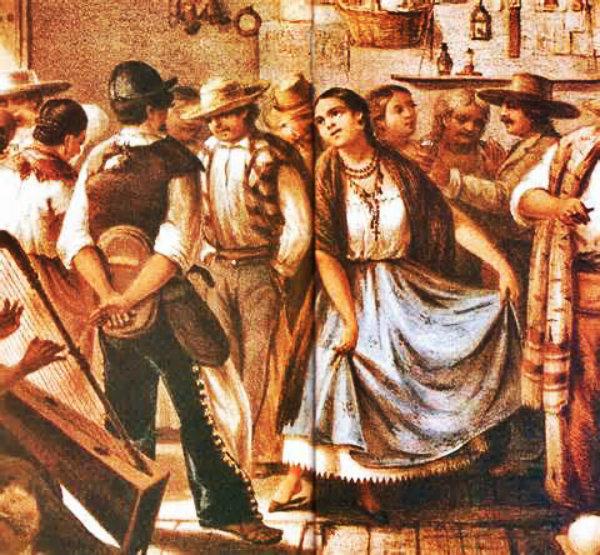 Quem nunca viu belas moças de vestidos longos, rodopiando pelo salão.