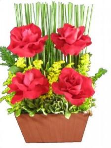 Flores artificiais atacado
