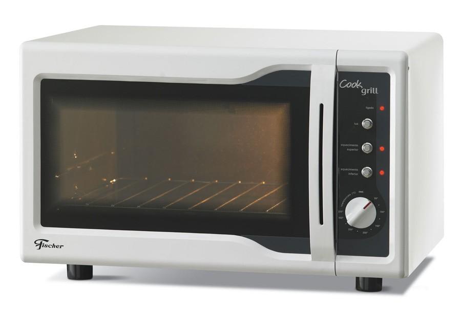 Verifioque na tela de seu forno, lá conterá os valores precisos.