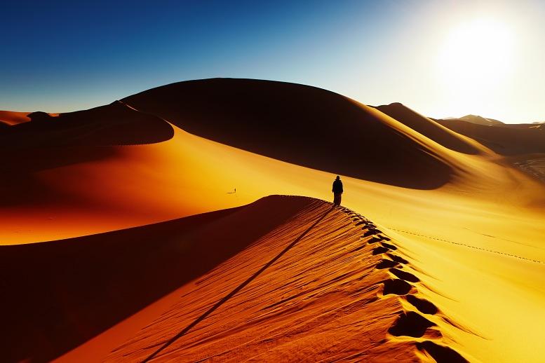 Nem sempre os turistas aguentam a oscilação de temperatura e acabam indo embora do local, antes do tempo previsto.