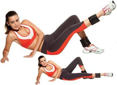 Tome cuidado, com a postura que esta tendo, mesmo de lateral e apoiada, você pode se machucar.m