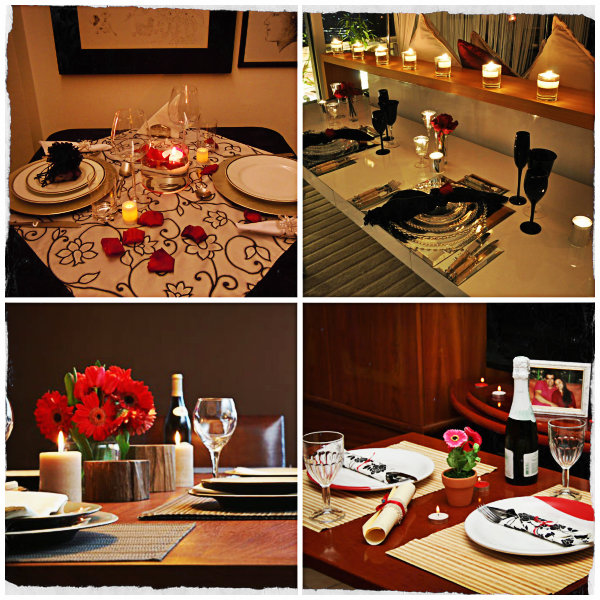 Como preparar um jantar rom ntico surpresa brasil blogado - Preparar algo romantico en casa ...