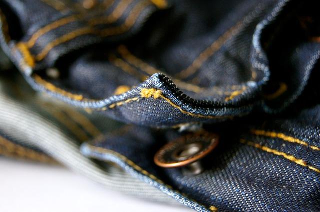 O jeans é essencial.