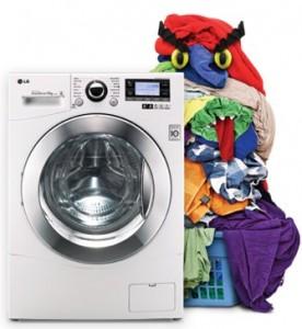 Máquina de lavar roupa- Foto Reprodução
