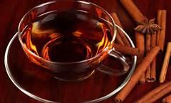 menstruação- chá de canela