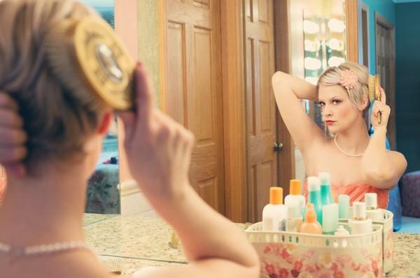 Para se tornar uma mulher glamourosa é preciso ter classe.