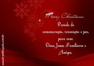 Celebre o nascimento do menino Jesus.