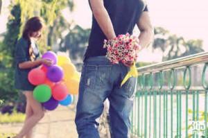 Mostre a ela que existe mil maneira de estar indo em busca do novo amor.