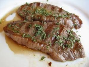 Picanha com manteiga e ervas- Foto reprodução.