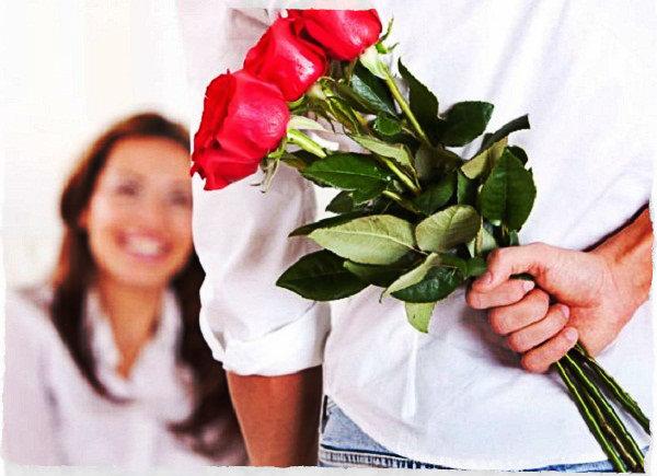 As flores é um simbolo de carinho, atenção e amizade.