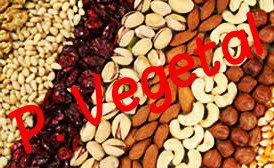 Os vegetais,  também são grandes contribuidores, na luta da busca pela proteína.