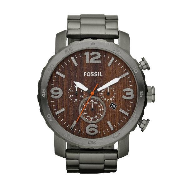 Se não se sentir seguro, leve em uma relojaria.