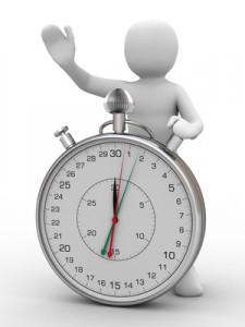 As mudanças no horário ocorrem anualmente.