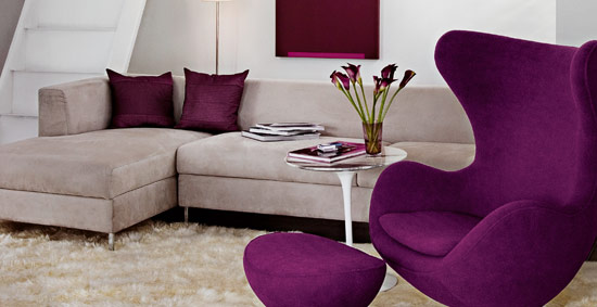 alguns modelos de sofás que podem ser usados com total segurança em uma decoração