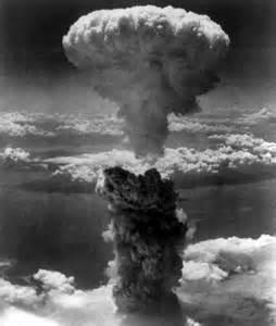 Efeito da Bomba Atômica em Hiroshima e Nagasaki. Foto Reprodução