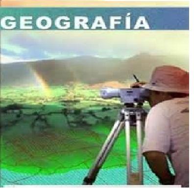A geografia estuda o espaço de tudo aquilo que se tem no mundo.