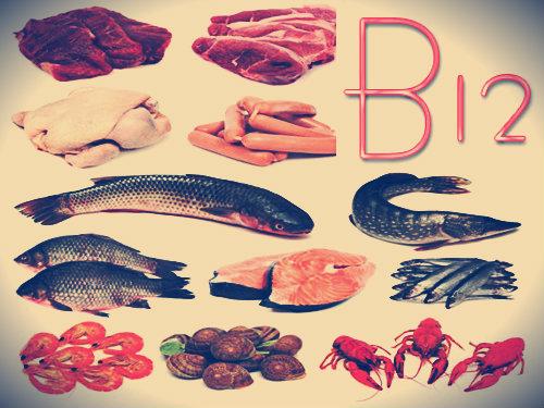 Alguns dos alimentos que possui a vitamina b12, são ricos em ômega 3.